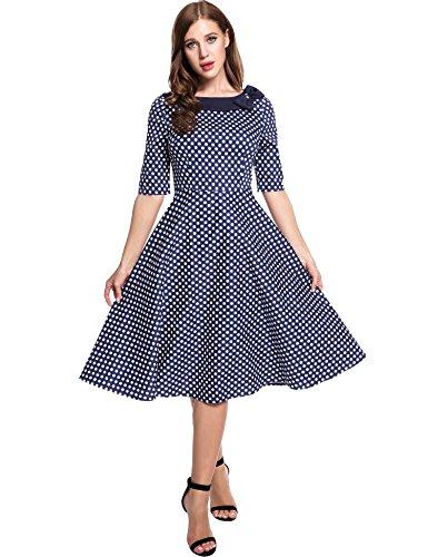 70s retro dresses - 5