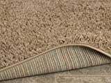 """Sweet Home Stores Area Rug, 7'10"""" x 9'10"""", Beige"""