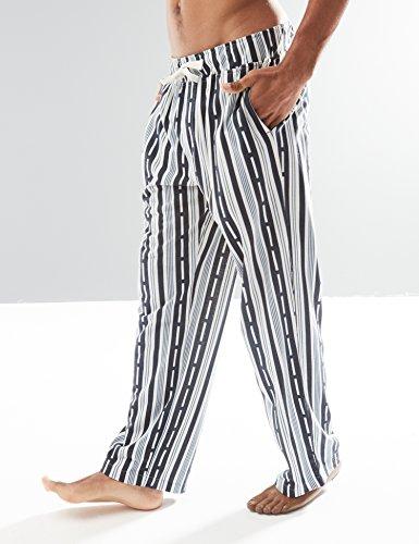 Rebel Canyon Young Men's Drawstring Waist Printed Knit Pajama Pant