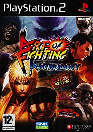 Art Of Fighting Anthology Ps2 Amazon In Video Games