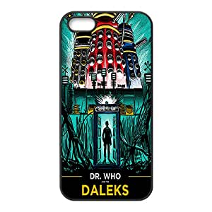 DR.WHO Daleks Phone Case for iPhone 5S Case