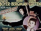 Gaslight, Ingrid Bergman & Charles Boyer, Joseph Cotton, 1944 - Premium Movie Poster Reprint 20