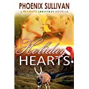 Holiday Hearts: A Christmas Novella (Wild Hearts Romance Book 5)