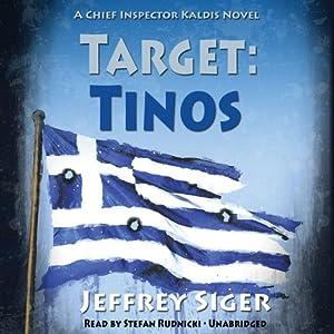 Target: Tinos Audiobook
