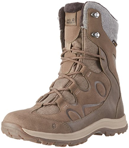 Bay 5116 Thunder Hiking W Wolfskin Jack Siltstone Boots Women's Texapore High Beige Rise nx1UqC7