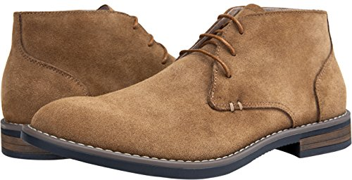 Pictures of JOUSEN Men's Chukka Boot Classic Leather 3