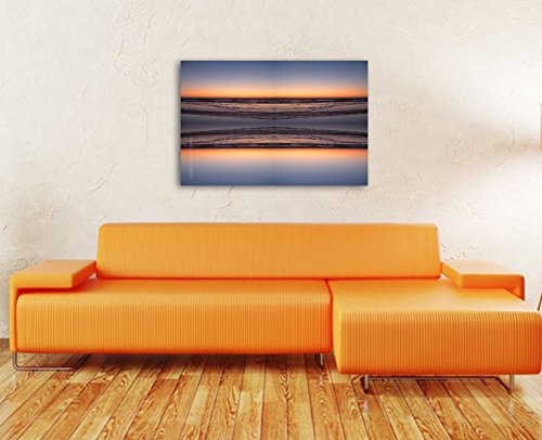 Minimalist Modern Wall Art Linear Abstract Photography CANVAS Print Set Contemporary Home or Office Decor Sunset Beach Photo 5% Off Diptych Ready to Hang 8x10 8x12 11x14 12x18 16x20 16x24 20x30 24x36
