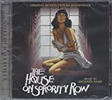 The House on Sorority Row, limited-edition CD-Original Soundtrack Recording