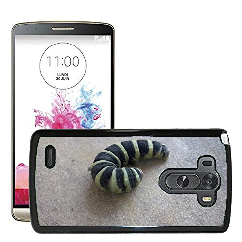 Grand Phone Cases Slim Protector Hard Shell Cover Case // M00141916 Caterpillar Insect Larva // LG G3 VS985 (Lg G3 Caterpillar Case)