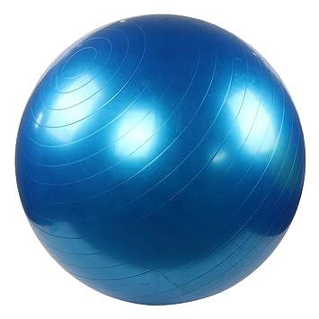 Ssery Pelota de Ejercicio Anti-Burst para Yoga, Equilibrio ...