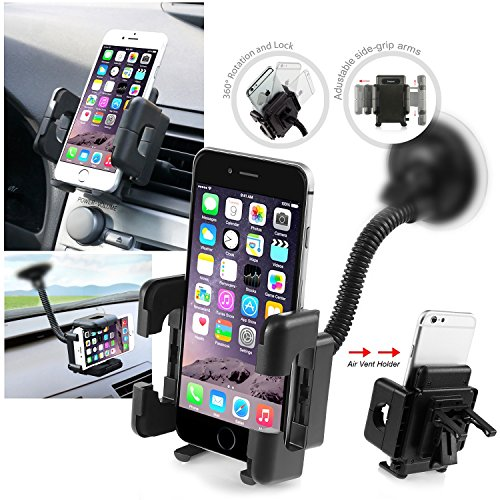 Cheap Accessories Insten Universal Windshield Gooseneck Car Mount Cell Phone Holder For Huawei Google..