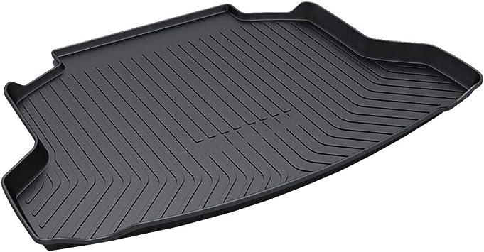 boot tray mat HONDA CR-V CRV  2006-2012  Tailored black floor car mats