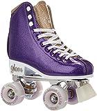 Crazy Skates Glam Roller Skates for Women and Girls | Dazzling Glitter Sparkle Quad Skates