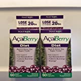 AcaiBerry Diet 120- Pack of 2