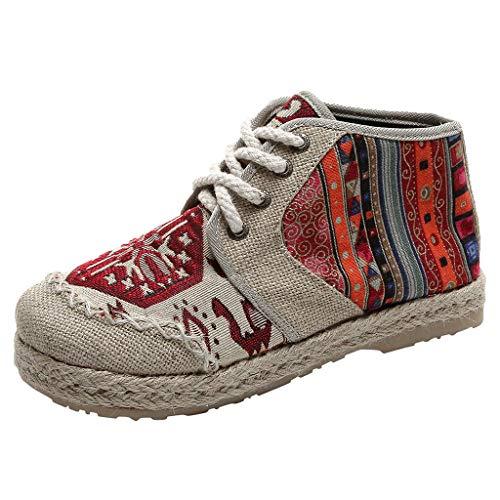 Different Image Of Folk Dance Costumes - Goddessvan Women's Folk-Custom High Platform Shoes