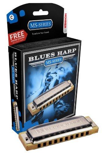 Hohner 532BX-G# Blues Harp Key Of G# Major [並行輸入品] B078HX3R3M