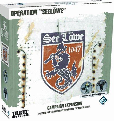 Fantasy Flight Dust Tactics: Operation Seelowe