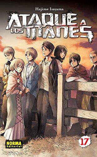 Descargar Libro Ataque A Los Titanes 17 Hajime Isayama