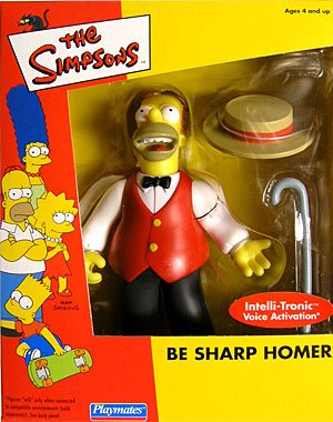 simpsons be sharps - 2