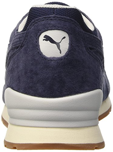 Puma Casual Dúplex Winter Sneaker, Peacoat/Glacier Gray, 7,5
