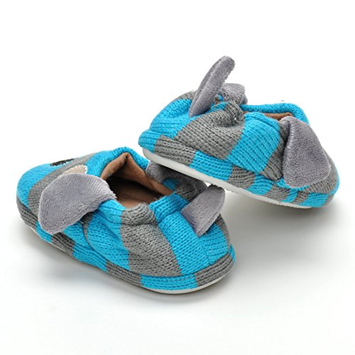Image of Estamico Toddler Boys' Doggy Slipper