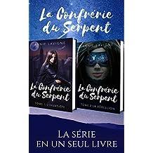 La Confrérie du Serpent : Coffret des 2 tomes (French Edition)