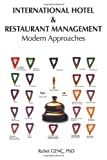 International Hotel and Restaurant Management Modern Approaches, Ruhet Genc, 1496061179