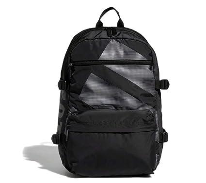 1d491b9f2c5b adidas Originals Unisex Originals Equipment Blocked Backpack  Black White Subdued Green One Size
