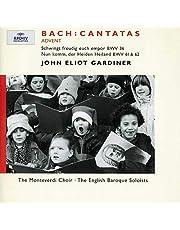 Bach,J.S: Advent Cantatas Bwv61 / 36 & 62