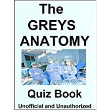 The Greys Anatomy Quiz Book
