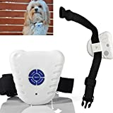 Product review for 2x Small Ultrasonic Anti Bark No Barking Pet Dog Training Shock Control Collar by Pet Productions