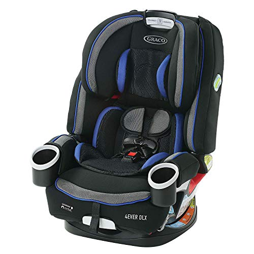 Graco 4Ever DLX 4 in 1 Car Seat | Infant to Toddler Car Seat, with 10 Years of Use, Kendrick