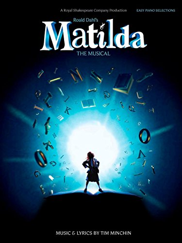 Music Sales Matilda - The Musical For Easy Piano