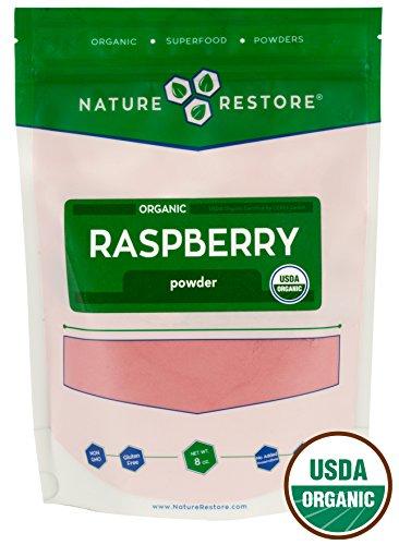 freeze dried raspberries organic - 9