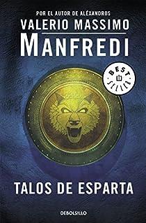 Talos de Esparta par Manfredi
