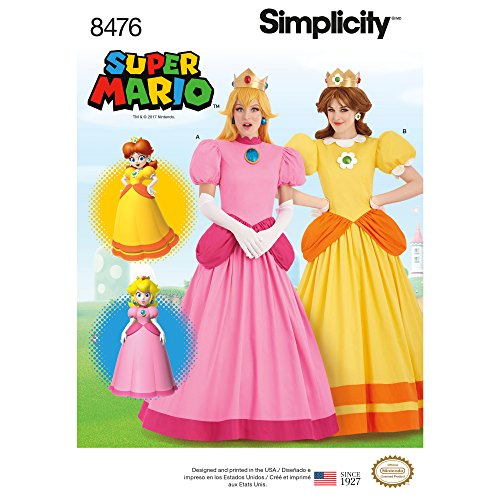 (Simplicity Creative Patterns US8476R5 Costumes R5)