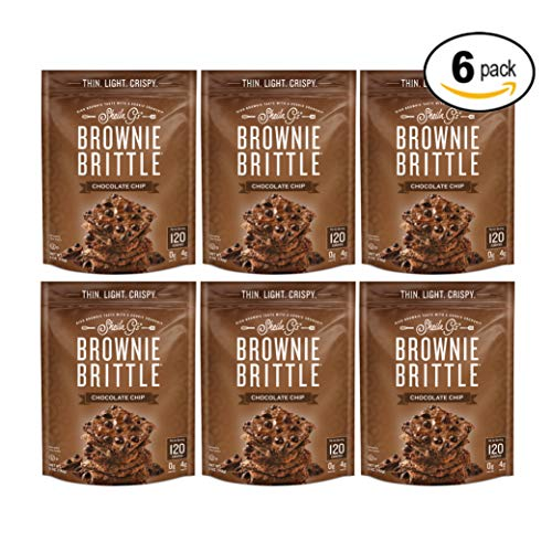 Brownie Brittle, Chocolate Chip,...