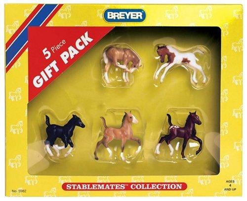 Fun Breyer Foals (Stablemates Fun Foals Gift Pack)