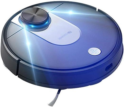CC-Robotic Vacuums Aspirador de Robot Aspirador de Robot Inicio Robot de Barrido láser Aspirador Inteligente automático Limpiar el Suelo Una máquina Puede planificar la Ruta Aspirador de Robot: Amazon.es: Hogar