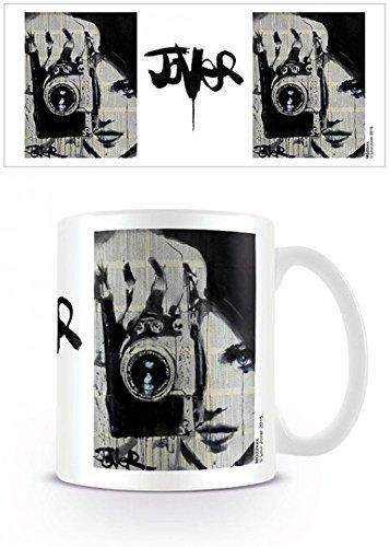 Amazon.com: 1art1 Loui Jover Photo Coffee Mug - Focus (4 x 3 ...