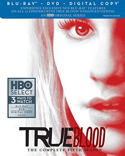 True Blood: Season 5 (Blu-ray/DVD Combo + Digital Copy) (Blood Computer True)