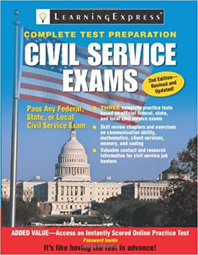 Civil service exams civil service exam learning express civil service exams civil service exam learning express 2nd edition fandeluxe Image collections