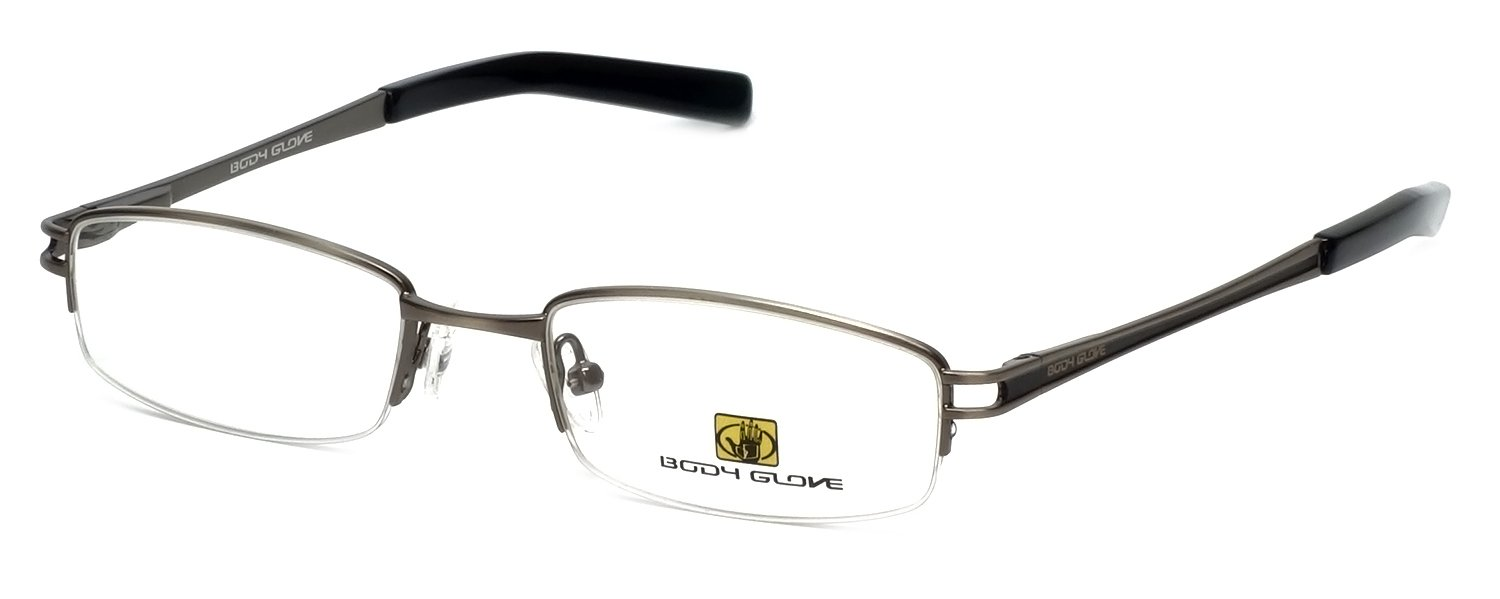cf6a941fe6 Amazon.com  Body Glove Designer Eyeglasses BB115 in Gunmetal DEMO LENS   Health   Personal Care