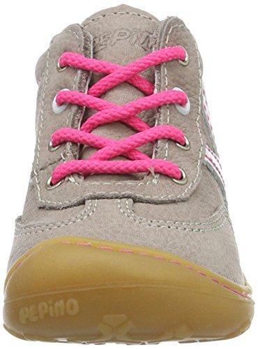 Ricosta Pamy - Botas de senderismo Bebé-Niños Pink (Mauve)