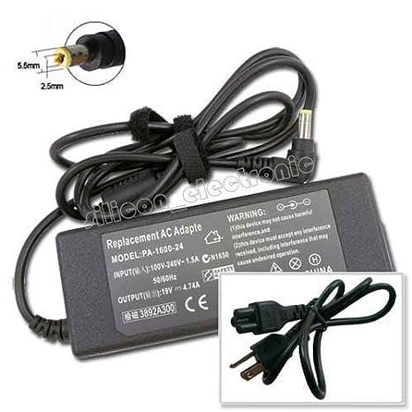 90 W Cargador de Adaptador de CA para Asus N50Vn-A1B N50VN ...