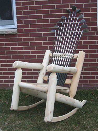 Golf Club Rocker Chair