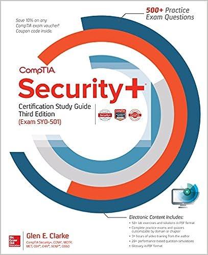 Amazon comptia security certification study guide third comptia security certification study guide third edition exam sy0 501 3rd edition kindle edition fandeluxe Choice Image