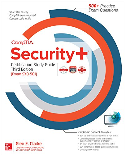 Part of Upcoming CompTIA Network+: Get Certified Get Ahead Study Guide