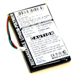 Simply Silver - New GPS Battery Garmin Nuvi 200w 205t 205wt 250 252w 255t 255wt 1250mAh replace