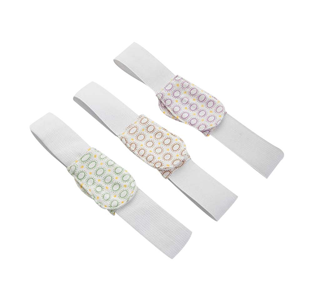 6Pcs Comfotable Infant Baby Nappy Toddler Newborn Diaper Fasteners Soft by PANDA SUPERSTORE